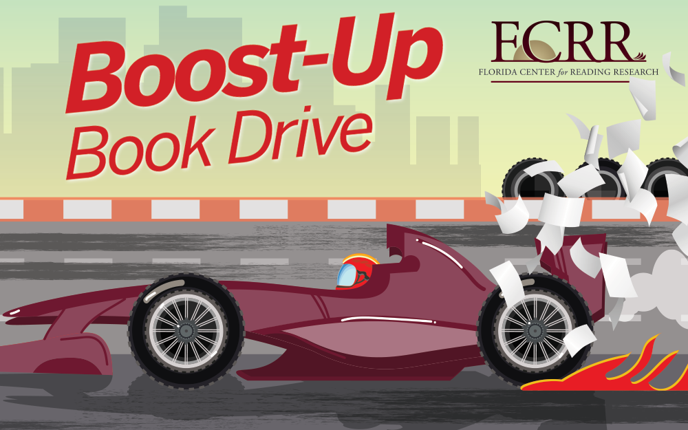 FCRR Book Drive