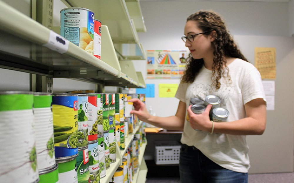 Emergency Food Pantry for Students