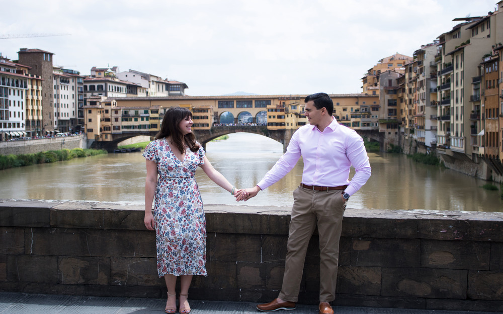 American Scholars Found Love in Florence