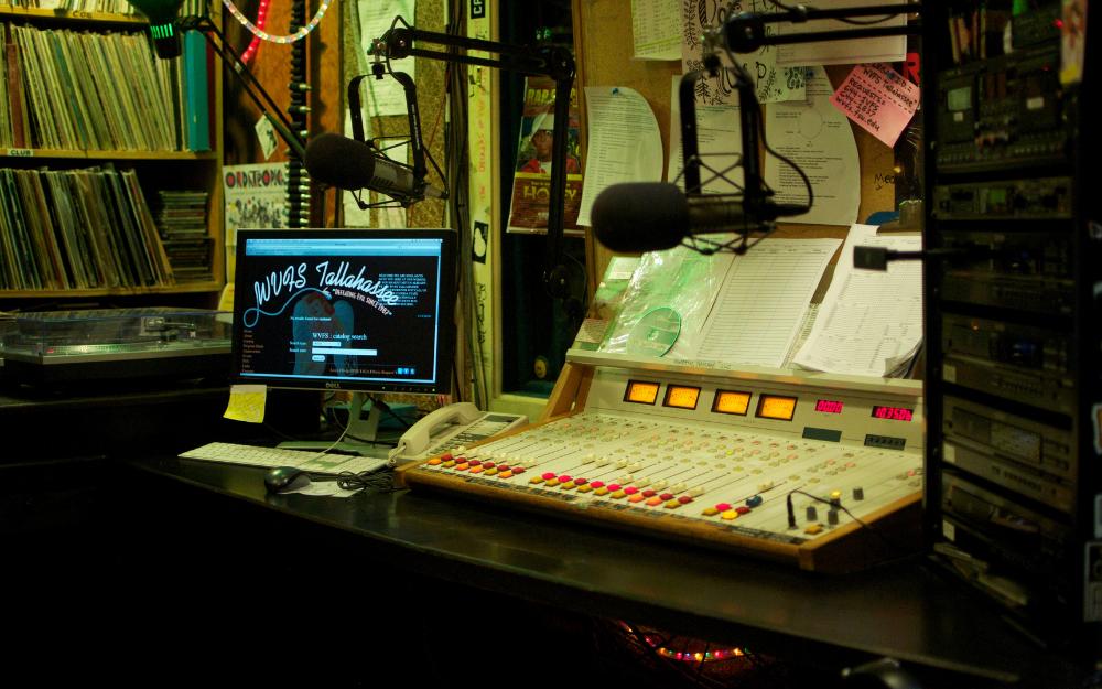 WVFS Tallahassee 89.7FM